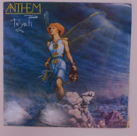 Toyah - Anthem LP (VG/VG) JUG