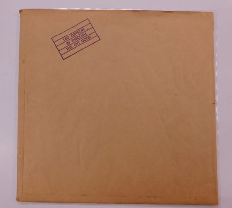 Led Zeppelin - In Through The Out Door LP(VG/VG+/VG) JUG.
