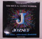 Tim Rice / Lloyd Webber: József és a színes,szélesvásznú álomkabát LP(VG+/VG+)HUN,'91
