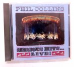Phil Collins - Serious Hits...Live! CD (NM/NM) HUN