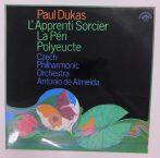 Dukas, Czech Philharmonic Orchestra, Almeida - L'Apprenti Sorcier, La Péri, Polyeucte LP (EX/VG+) CZE