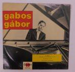 Brahms, Gabos Gábor - Változatok egy Paganini témára LP (EX/VG)