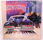 Girlschool - Hit And Run (VG+/VG-) JUG