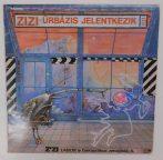 Z'Zi Labor - Zizi Űrbázis Jelentkezik LP (VG/VG)