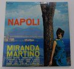 Miranda Martino - Napoli LP (VG/VG) ITA.